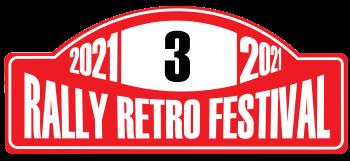 2021 Rally Retro Festival logo