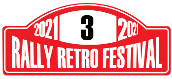 2021 Rally Retro Festival logo